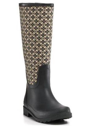 トリーバーチ☆レインブーツJacquard Rain Boots