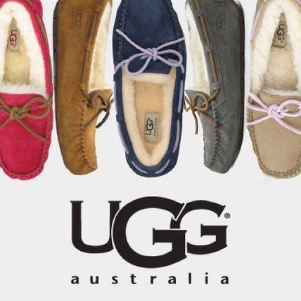 UGG☆DAKOTAフラットシューズ/ダコタ全8色 UGG Australia(アグ オーストラリア) バイマ BUYMA