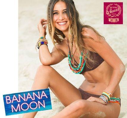 日本未入荷フランス発【BANANA MOON】胸元飾りエスニックビキニ Banana Moon(バナナムーン) バイマ BUYMA