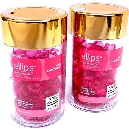 エリプス ヘアビタミン ピンク ボトル(50カプセル)× 2個 ellips(エリプス) バイマ BUYMA
