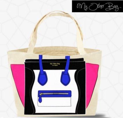 大人気!My Other BagマイアザーバッグエコトートMADISON / BPB My Other Bag(マイアザーバッグ) バイマ BUYMA
