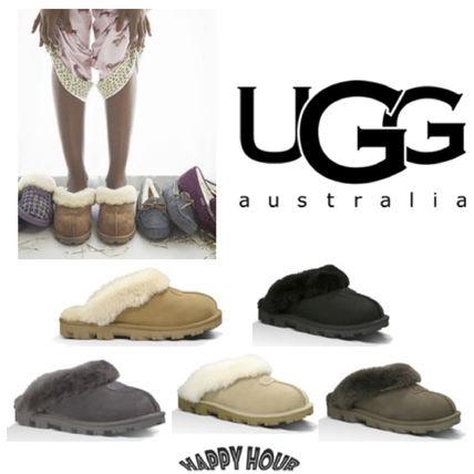 【UGG Australia アグ】ふわもこスリッポン コケット COQUETTE UGG Australia(アグ オーストラリア) バイマ BUYMA