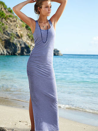 Ruched Maxi Cover-up Victoria's secret(ヴィクトリアシークレット) バイマ BUYMA