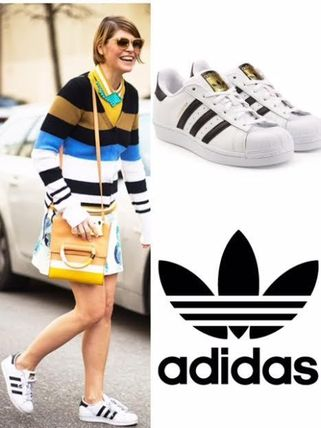 有名人着用アイテム☆マストハブ【adidas Originals Superstar】 スニーカー adidas(アディダス) バイマ BUYMA