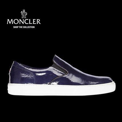 【新作♪】 MONCLER-モンクレール ROSELINEスニーカー/ブルー スニーカー MONCLER(モンクレール) バイマ BUYMA