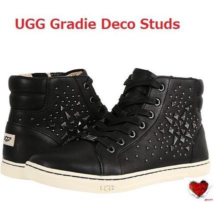 UGG Gradie Deco Studs スニーカー UGG Australia(アグ オーストラリア) バイマ BUYMA