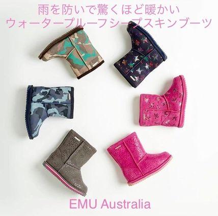 [EMU Australia]WATER PROOF 長靴として履けるUGGブーツ♪雨OK EMU Australia(エミュー) バイマ BUYMA