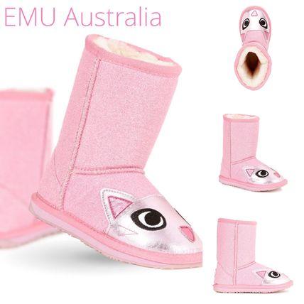 【NEWデザイン #9825;CAT】EMU Australia シープスキンブーツ EMU Australia(エミュー) バイマ BUYMA