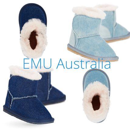[EMU Australia] もこもこ暖 #9825; デニムUGGブーツ(全2色) EMU Australia(エミュー) バイマ BUYMA