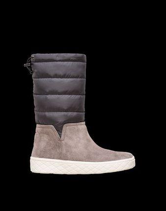 MONCLER PHILOMENE モンクレール ブーツ 正規店買付直接発送 MONCLER(モンクレール) バイマ BUYMA