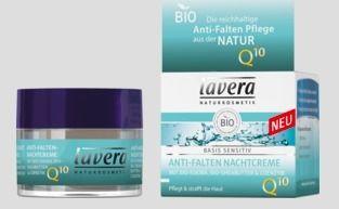LaveraセンシティブアンチリンクルQ10ナイトクリームリンク50ml lavera(ラヴェーラ) バイマ BUYMA