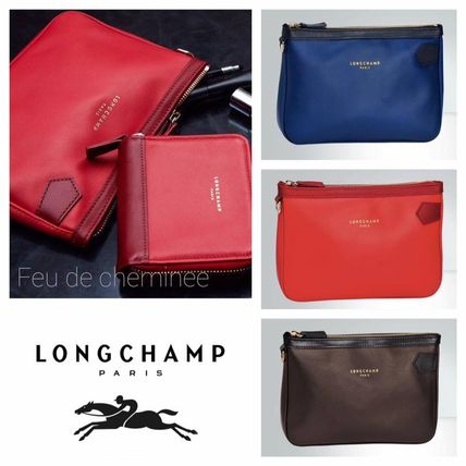 [LONGCHAMP] ロンシャン 2.0 フラットポーチ 各色 Longchamp(ロンシャン) バイマ BUYMA