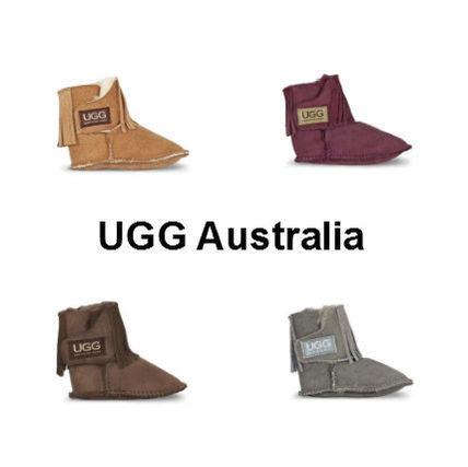 AUSTRALIA発! ベイビー UGG Australia シューズ 5色!! UGG Australia バイマ BUYMA