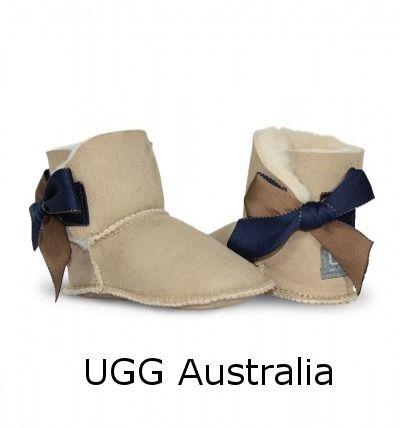 AUSTRALIA発! ベイビー UGG Australia ブーツ リボン UGG Australia バイマ BUYMA
