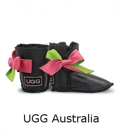 AUSTRALIA発! ベイビー UGG Australia ブーツ スワロフスキー UGG Australia バイマ BUYMA