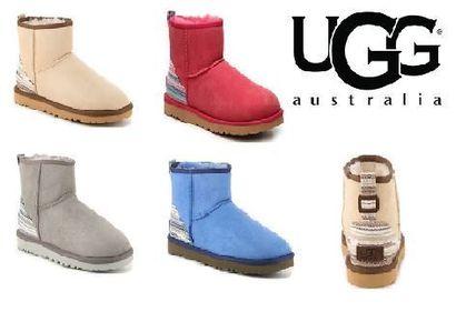 デザインがかわいい!UGG☆ Classic Mini Serape ブーツ4色 UGG Australia(アグ オーストラリア) バイマ BUYMA