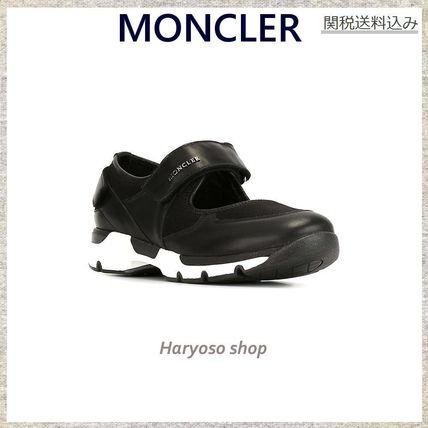 【国内発送】モンクレール★カットアウトスニーカー スニーカー MONCLER(モンクレール) バイマ BUYMA
