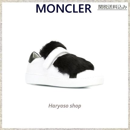 【国内発送】モンクレール★Lucie スニーカー スニーカー MONCLER(モンクレール) バイマ BUYMA